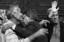 Entrada en presión de Rafael Vera y José Barrionuevo