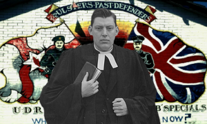 Ian Paisley  a la dècada dels anys 70