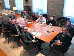 Reunión de los partidos pro consulta, 03/10/2014