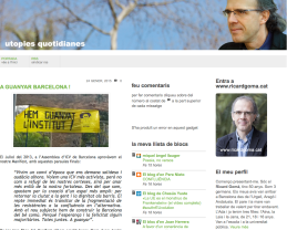 Blog de Ricard Gomà