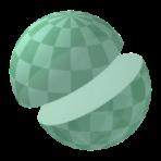 200px-Sphere_halve