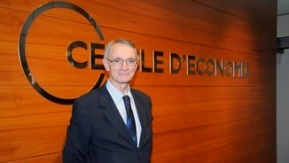 Anton Costas, president del Cercle d'Economia