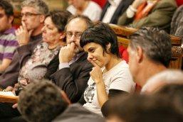 Barcelona.  Ple del Parlament en què s'aprovarà la declaració sobiranista de Junts pel Sí i la CUP   519#Andreu Puig