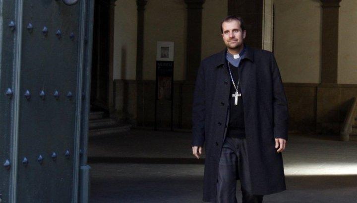 Entrevista al bisbe
